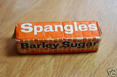 Spangles Barley Sugar My favourite flavour!