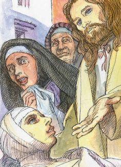 Gesù riscuscita il figlio della vedova