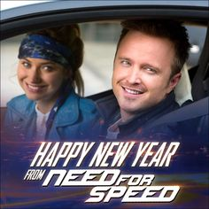 Aaron Paul Speeds Away From Breaking Bad, To Need For Speed #NeedForSpeed
