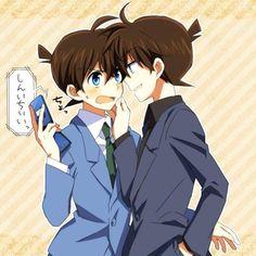 --Kudo Shinichi--