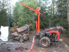 Verkehrstechnik - Roberts World Source by silviohei Landscaping Equipment, Lawn Equipment, Outdoor Power Equipment, Homemade Chainsaw Mill, Walk Behind Tractor, Aigle Animal, Garden Wagon, Homemade Tractor, Tractor Attachments