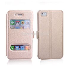 Find More Phone Bags & Cases Information about luxury Window View Case For Apple iPhone 6 Case 4.7 Leather Flip Back Cover For iPhone6 Magnetic Sliding Answer Calls,High Quality cover code,China cover support Suppliers, Cheap cover wave from GUANGZHOU CRECASE FLAGSHIP STORE on Aliexpress.com