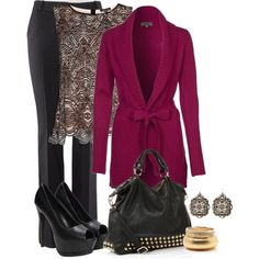 """""""Untitled #1340"""" by lisa-holt on Polyvore"""
