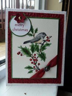 Dazzling Season by JennyConradRN - Cards and Paper Crafts at Splitcoaststampers