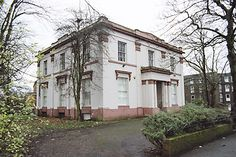 Plymouth Grove, Manchester, where Elizabeth lived from 1850 until her death. Now a listed building.