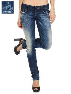 Diesel Jeans just fit perfectly.. love them