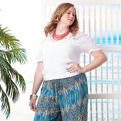 Look at this Turquoise Trend: Plus-Size Apparel on #zulily today!