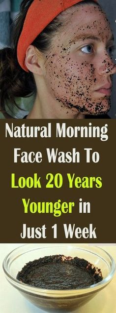 Natural Morning Face Wash To Look 20 Years Younger in Just 1 Week | BuzzSeed
