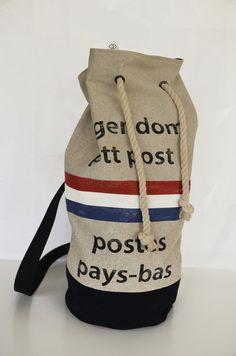 Duffle Bag Sailor Bag Post by SoapMates on Etsy