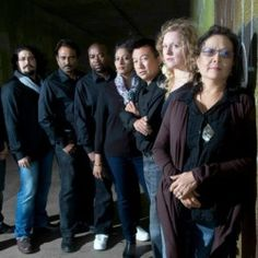 Sierra Leone's Refugee All Stars bring the spirit of West Africa to the Bay Area this week with shows in Napa, Santa Cruz and San Francisco. The group is promoting its latest album 'Libation' and raising money to combat the spread of the Ebola virus back home.