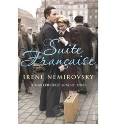 SUITE FRANCAISE. This absolutely riveting collection begins as the Nazis march into Paris in the summer of 1940. Originally intended as a series of five novels depicting life in wartime France, author Irene Nemirovsky was arrested as a Jew in 1942 and died in Auschwitz after completing just the first two. They, and the plot outline of the third novel, stand as an artifact of what could have been and a testament to a talented mind.