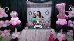 Karlielys 1st birthday