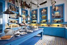 Il Riccio Restaurant, Capri Part of the Beach Club... | Luxury Accommodations