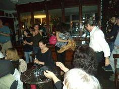 Al caffé Caucigh di Udine