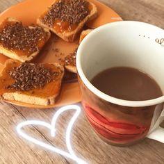 La tua colazione preferita? Per me oggi fette biscottate con marmellata e latte e cacao  manca solo un buon caffè e poi ... che questo venerdì abbia inizio  #myserendipity