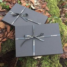 Stuck for pressie ideas? Dont forget that all of our gorgeous scarves come beautifully gift boxed as standard!! So thats the wrapping sorted too!  #tirdhaimh #luxuryscottishdesign #luxuryscarves #giftbox #ribbons #blackandgold #christmaswrapping #christmasgifts #giftideas #digitalprint #luxury