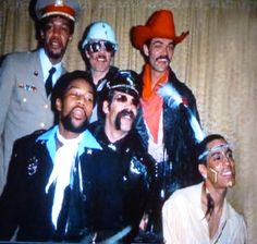 VILLAGE PEOPLE Disco Funk, Village People, Ab Fab, Saturday Night Live, Concerts, Vintage Men, Singers, Musicians, Dancer