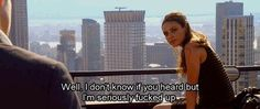 Mila Kunis-Justin Timberlake|Friends with benefits movie quote!