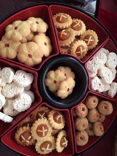 Homemade Chinese New Year Cookies