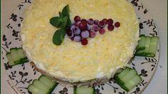 Салат с индейкой слоёный. Пошаговый рецепт с фото на Gastronom.ru