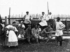 Музыкальный фольклор средней полосы России и Поволжья