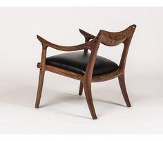 Scott Chair | Sam Maloof Woodworker Inc. Gallerique.com