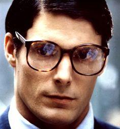 Superhero glasses