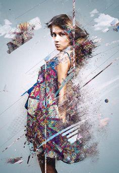 Digital Art by Adrien DONOT