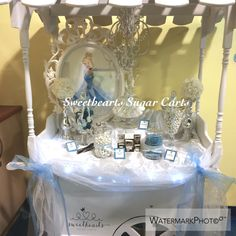 Cinderella themed party!