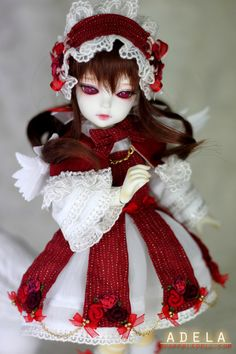 [The Ladies] no.6-R Adela |DOLKSTATION - Ball Jointed Dolls Shop - Shop of BJD Dolls