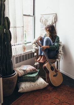 musician mood   windowsill dreams   bohemian life
