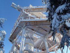 Stezka Valašska na Pustevnách Edm, Mount Everest, Mont Blanc