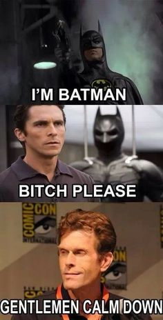 Kevin Conroy for the win!