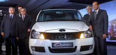 Mahindra's compact SUV Quanto