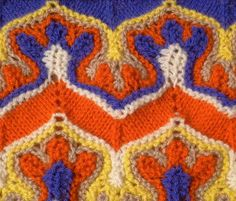 Ravelry: Fox Paws by Xandy Peters