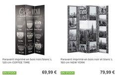 Paravents 2 styles #MaisonsDuMonde