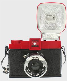 My first Diana F+ -the Moma Edition