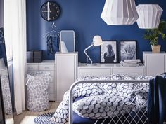 1000 images about slaapkamers on pinterest ikea for Slaapkamer hotelsfeer