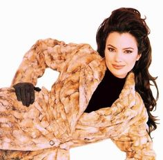 It occured to me that Fran Drescher is an idol of mine