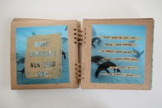 Get Messy : An Art Journal Challenge | 07 ♥ Caylee Grey