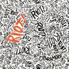 Paramore - Riot Vinyl Record