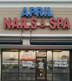 April Nails & Spa    Free Classic Manicure Coupon in Dallas right off of Preston Rd    Just WizIT