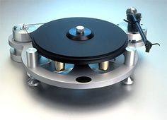 Mitchell Gyrodec SE Mk. II turntable