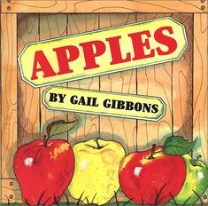 Explains how apples were brought to America, how they grow, their traditional uses and cultural significance, and some of the varieties grown.