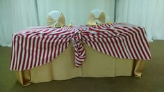 Head Table (mother to be and grandmother) Credit: C-MY Style Event Planning LLC