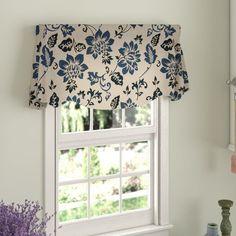 Design; 2 Novel 1 Valance Gingham Kitchen Curtain Set: 35% Cotton Checkered 3 Piece Plaid In