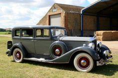 Packard Eight Sedán