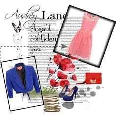 """Audrey Lane"" by ann-martin-1 on Polyvore"