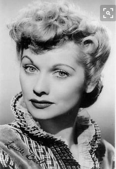 The beautiful, multi-talented Lucille Ball
