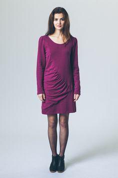 Show Pony Boutique - Prairie Underground - Jem Sweater Dress in Black, $98.00 (http://www.showponyboutique.com/prairie-underground-jem-sweater-dress-in-black.html)